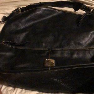 Dooney &Bourke black large purse.